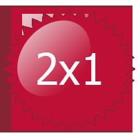 2 x 1 en Divorcio Express