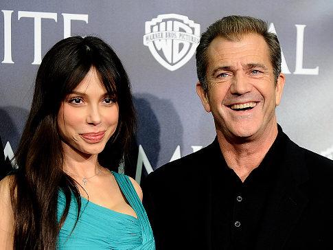 Mel Gibson deberá pagar 750.000 dólares a su ex novia