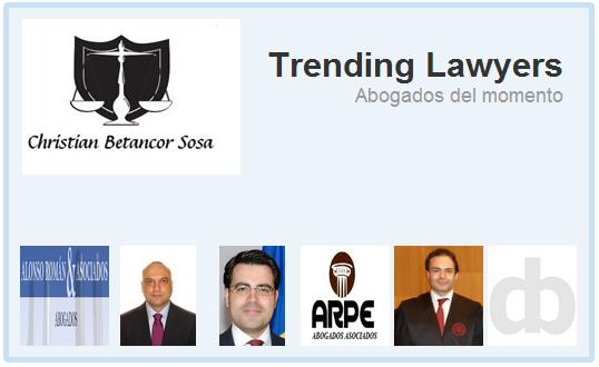 De trending topic de twitter a trending lawyer de posttigo