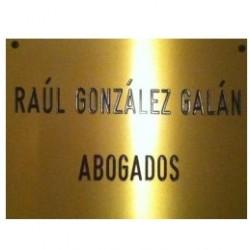 RAÚL GONZÁLEZ GALÁN ABOGADOS despacho abogados