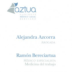 Aztua Gabinete Médico Legal despacho abogados