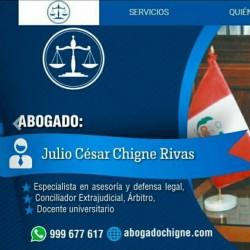 abogadochigne.com despacho abogados