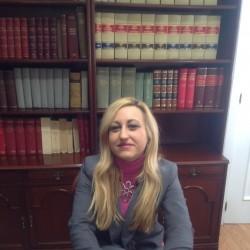 María Vanesa  Benito Martín abogado