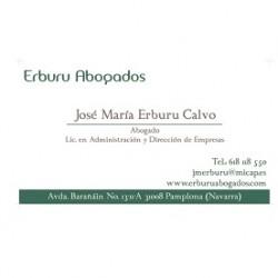 José María Erburu Abogado despacho abogados