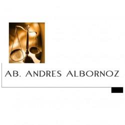 Andrés Albornoz  abogado