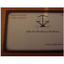 Abogada Jihuallanca S.L.U. despacho abogados
