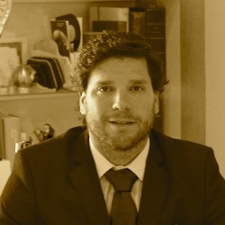 Juan Pablo Busto Landin abogado