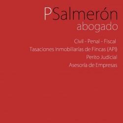 Pablo Salmerón Sabador abogado