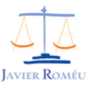 Javier Romeu Verdejo abogado