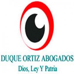 DUQUE ORTIZ ABOGADOS despacho abogados