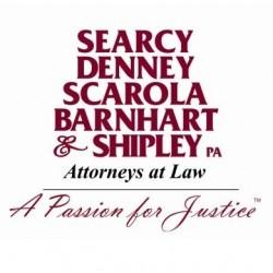 Searcy Denney Scarola Barnhart & Shipley despacho abogados