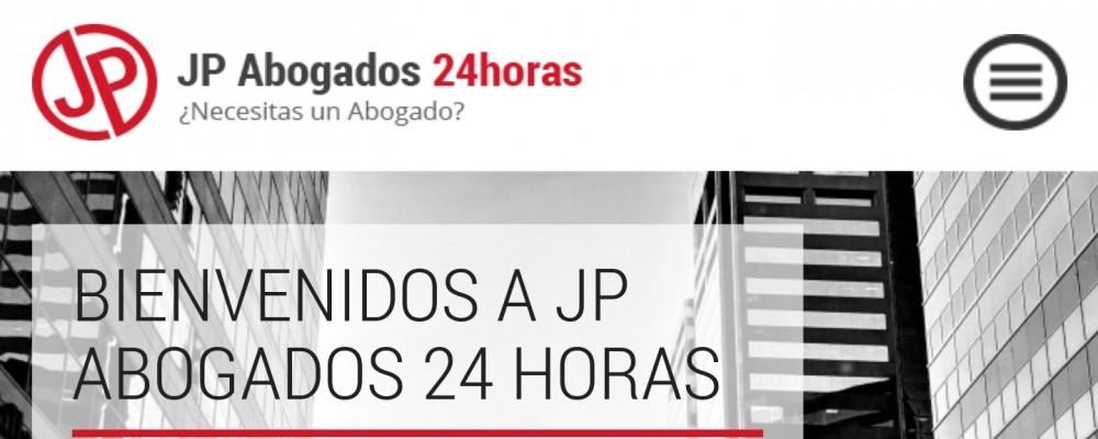presentacion jp abogados 24horas