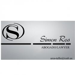 Simón  Ros Tello abogado