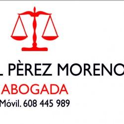 Raquel Perez Moreno abogado