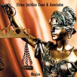 Firma Juridica Cano & Asociados despacho abogados