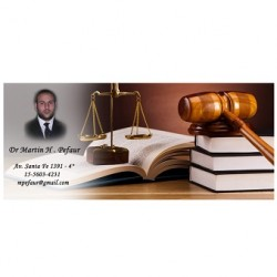 Martín Horacio Pefaur abogado