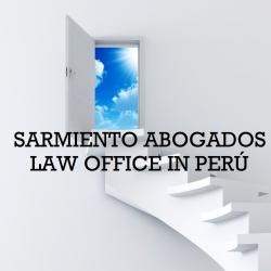 Alonso Sarmiento Llamosas abogado