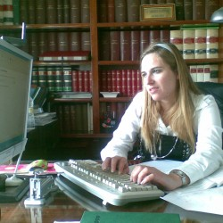 María José Sánchez Quesada abogado