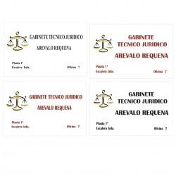 Gabinete Juridico Arévalo despacho abogados